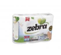 Кухненска ролка Зебра трио трипластова 3 бр./стек