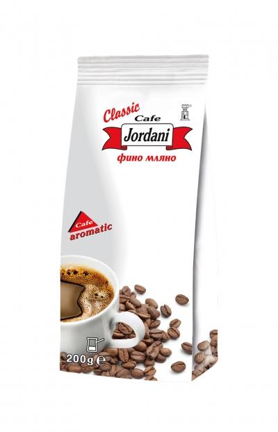 Кафе Джордани фино 100 гр